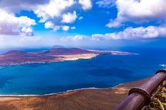 La Graciosa Island Stock Image