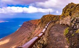 La Graciosa Island Royalty Free Stock Photo