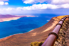 La Graciosa Island Royalty Free Stock Images