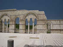 La gran basílica Fotos de archivo libres de regalías
