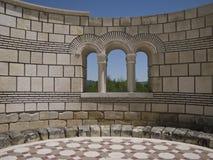 La gran basílica Imágenes de archivo libres de regalías