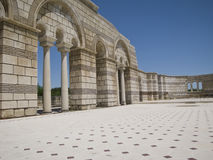 La gran basílica Foto de archivo libre de regalías