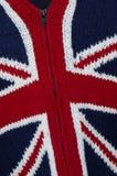 La Gran-Bretagna lavorata a maglia Fotografia Stock Libera da Diritti