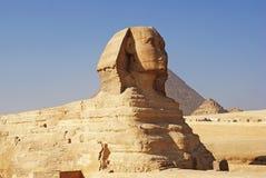La gran esfinge de Giza Imagen de archivo libre de regalías