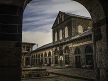La gran mezquita diyarbakir, Turquía imagenes de archivo