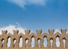 La Gran Muralla fotografía de archivo