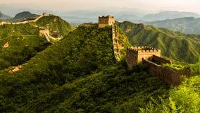 La Gran Muralla Imágenes de archivo libres de regalías