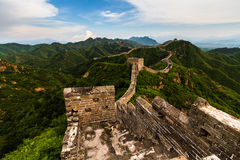 La Gran Muralla Fotos de archivo