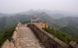 La Gran Muralla, China Imagen de archivo