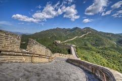 La Gran Muralla de China imagen de archivo libre de regalías