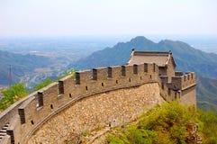 La Gran Muralla de China Fotografía de archivo libre de regalías