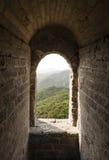 La Gran Muralla de China Fotografía de archivo