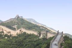 La Gran Muralla de China Fotos de archivo