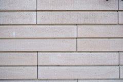 La Gran Muralla del ladrillo blanco Imágenes de archivo libres de regalías