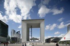 La grand arch, la defence Royalty Free Stock Photos