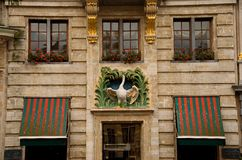 La Grand Place i Bryssel, Belgien Royaltyfria Bilder