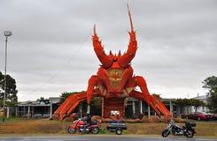 La grande aragosta immagini stock