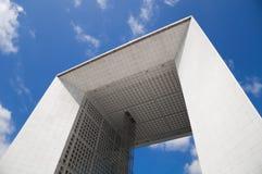 La Grande Arche de Λα Defense Στοκ Εικόνες