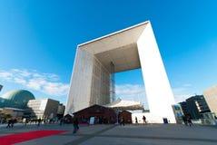 La Grande Arche de Λα Defense Στοκ φωτογραφία με δικαίωμα ελεύθερης χρήσης