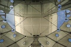 La Grande Arche. La Defense, Paris Royalty Free Stock Image