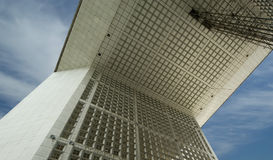 La Grande Arche. La Defense, Paris, France. Stock Photography