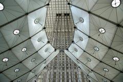 La Grande Arche. Paris, France Stock Images