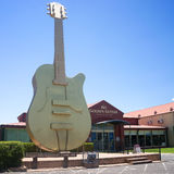 La grande Australie d'or de Tamworth de guitare Photographie stock