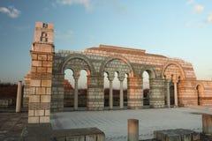 La grande basilica fotografie stock