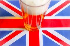 La grande bière britannique Photo stock