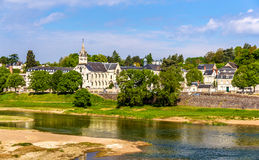 La Grande Breteche, a convent in Tours Royalty Free Stock Photos