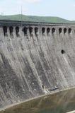 La grande diga di Edersee, Germania Fotografie Stock