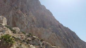 La grande montagna Fotografie Stock