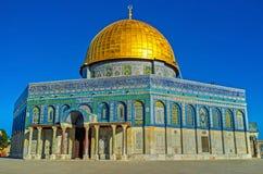 La grande moschea Fotografia Stock