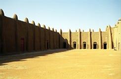La grande moschea, Djenne, Mali Immagini Stock