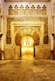 Mosquée de Cordoue Image stock