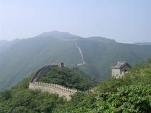 La Grande Muraglia 2 Fotografie Stock