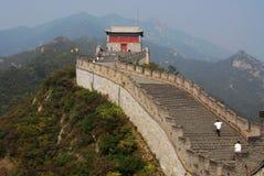 La Grande Muraglia Fotografie Stock Libere da Diritti