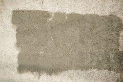 La grande muraglia del mattone bianco Fotografia Stock Libera da Diritti
