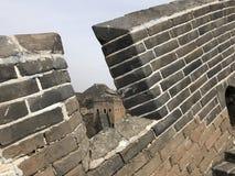 La Grande Muraglia fotografie stock