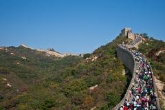 La Grande Muraille image stock