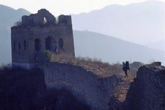 La Grande Muraille Photo stock
