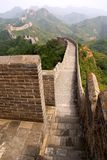 La Grande Muraille, Chine image libre de droits