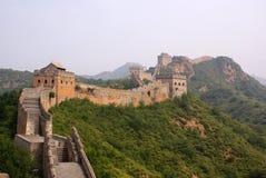 La Grande Muraille, Chine photos stock