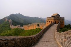 La Grande Muraille, Chine image stock
