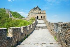 La Grande Muraille de la Chine photographie stock libre de droits