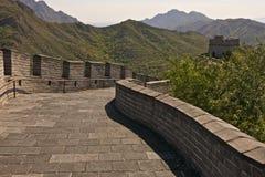 La Grande Muraille de la Chine Photos libres de droits