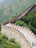 La Grande Muraille de la Chine Photos stock
