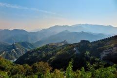 La Grande Muraille de la Chine photo stock