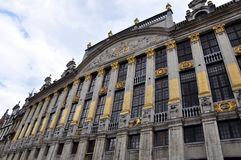 La Grande Place, Brussels Stock Images