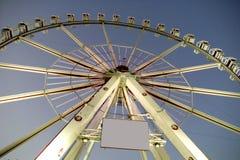 La grande rotella di osservazione Fotografie Stock